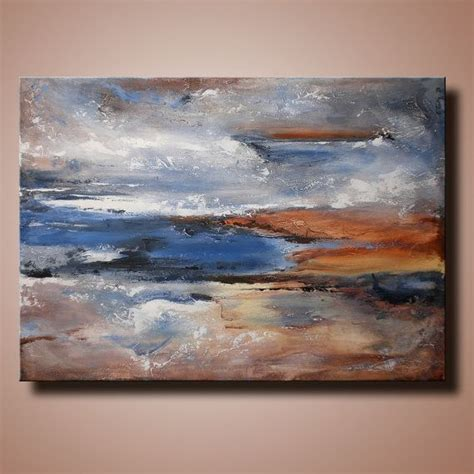 moderne koffer 744 original textured abstract painting on canvas contemporary