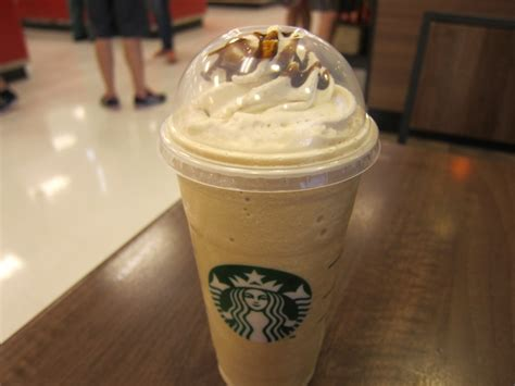 Coffee Frappuccino brand april 2014