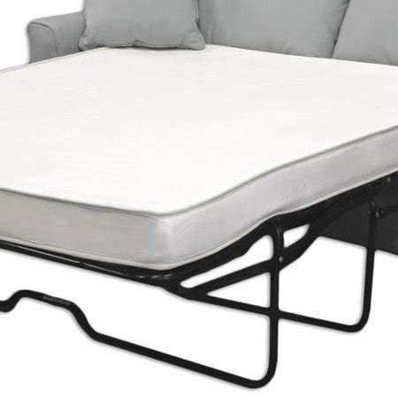 Sofa Bed With Foam Mattress by Select Luxury Flippable 4 Inch Size Foam Sofa Bed