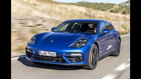 Porsche Panamera Hybrid Test by Test Porsche Panamera Turbo S E Hybrid Sport Turismo