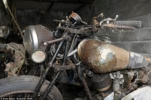 Motorrad Online English by Collection Of Rare Brough Superior Motorcycles Discovered