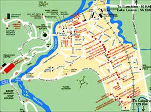 banff jasper map pictures to pin on pinsdaddy
