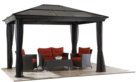 gazebo accessories canada gazebo accessories canadaconstructiondepot