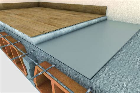 isolanti acustici per pavimenti knauf silent pad nuova gamma di tappetini acustici per