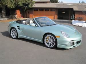 Most Popular Porsche Colors What S The Most Unique Porsche Color Flatsixes