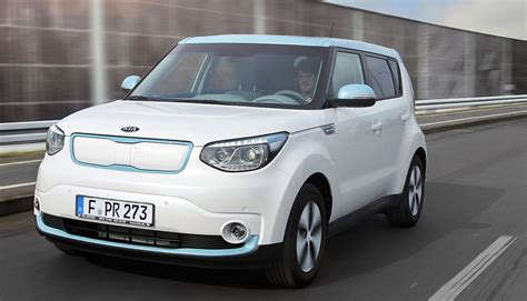 New Kia Soul 2015 New Battery Material Means 25 Minute Charge For 2015 Kia