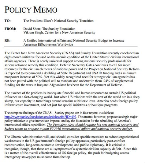 sle policy memo 13 documents in pdf