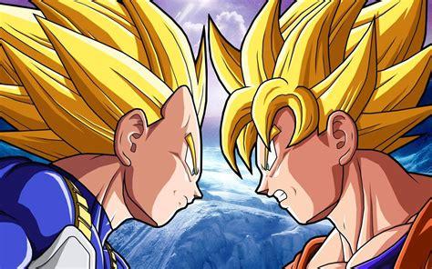 Z Animex by Goku Vs Vegeta Z Anime Wallpaper