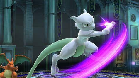 Shiny Medias Wiiwii by Shiny Mewtwo Smash Bros For Wii U Skin Mods