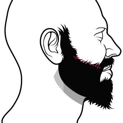 bien couper sa barbe comment bien tailler sa barbe