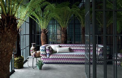 missoni home at maison et objet missoni