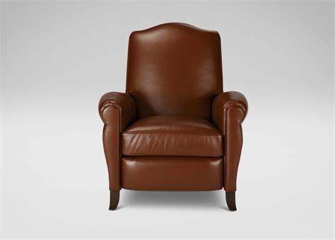 ethan allen recliners paloma leather recliner recliners