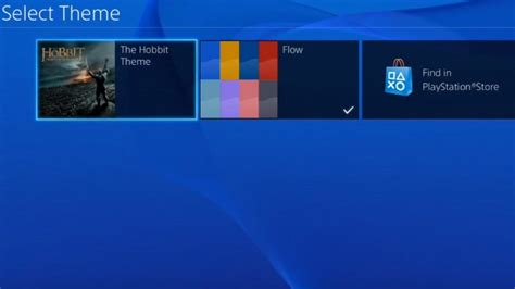 ps4 themes change how do you change your ps4 theme simple steps