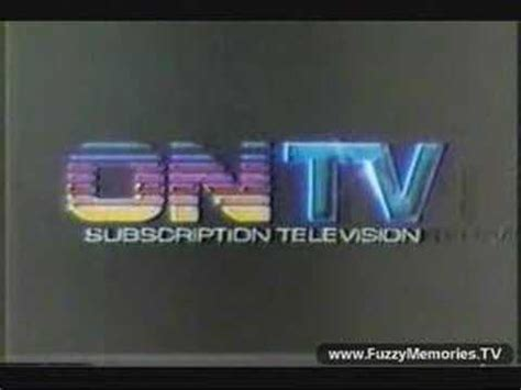 On Television on tv subscription television chicago 1983