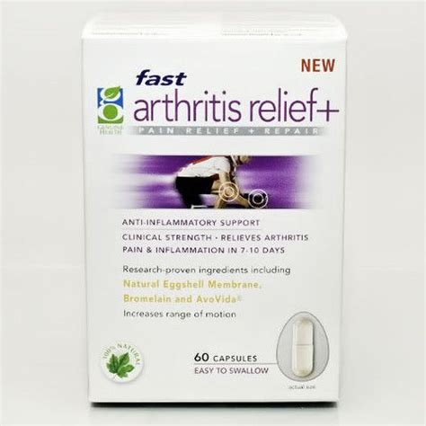 How To Detox Gravol by Genuine Health Fast Arthritis Relief Relief