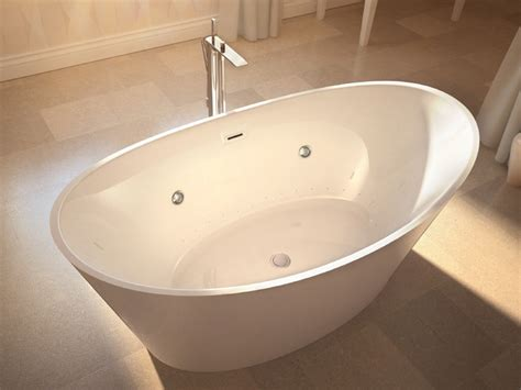 bain ultra bathtubs evanescence oval 6636 bathtub by bainultra contemporary