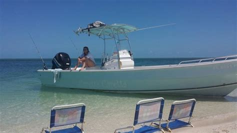 the boat captain key caretta caretta 28ft panga picture of sand and sea