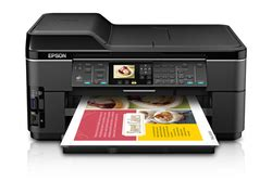 Printer Epson Wf 7511 epson wf 7511 scanner driver and software vuescan