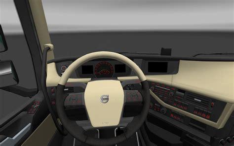 volvo truck dashboard modscenter centrum modyfikacji do gier volvo