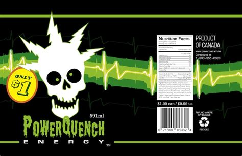 design energy drink label powerquench energy drink label scotty world