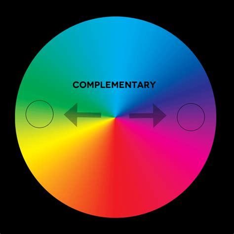 complimenting colors for pink color theory 101 continuum design web
