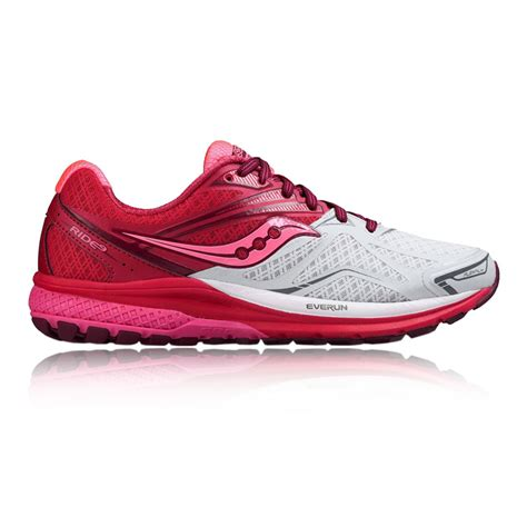 saucony ride womens running shoes saucony ride 9 s running shoes ss17 50