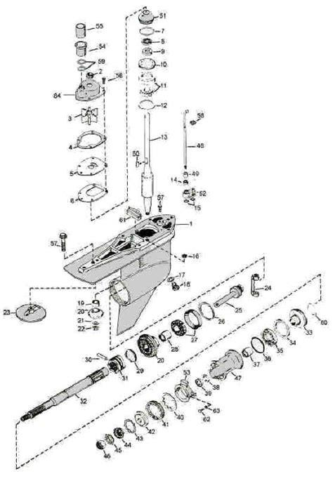 alpha one parts diagram alpha 1 2 exploded view diagram 26 50