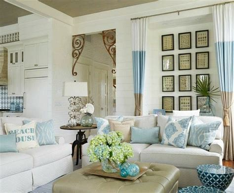 beach home interiors elegant home that abounds with beach house decor ideas