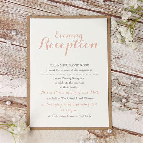 evening wedding invitations cartalia
