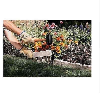 Garten Mit Steinen Gestalten 2379 by Border Edging Outdoor Garden Retaining Wall