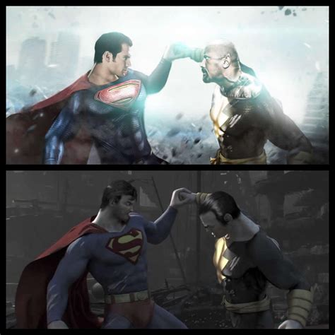Black Adam black adam vs superman www pixshark images