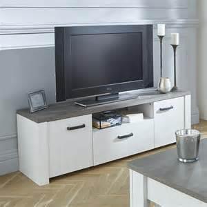 meuble tv 2 portes ouvrantes et 1 tiroir marquis dya