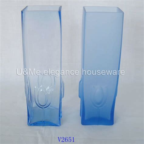 Wholesale Glass Vases Los Angeles by Antique Glassware Blue Glassware From