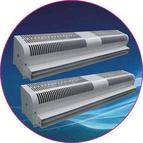 air curtain unit air cooling equipment air handling unit industrial