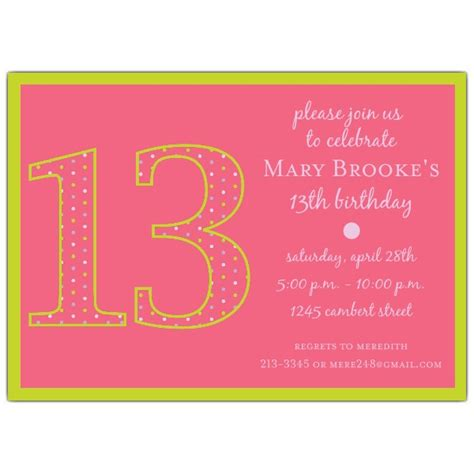 13th birthday invitations templates 13th birthday quotes for boys quotesgram