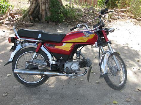 Motorrad 70er by Honda 70
