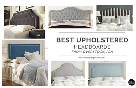Best Headboards by Best Upholstered Headboards From Overstock Curio