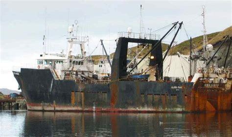 tractor supply sinking fv alaska ranger