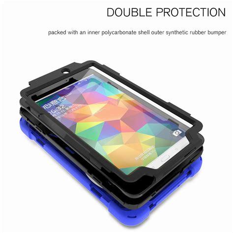Tab 7 8 Inch hybrid rugged cover for samsung galaxy tab e 8 0