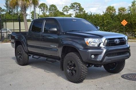 2013 Toyota Tacoma Trd Buy Used 2013 Toyota Tacoma Trd Like New In Whitehall