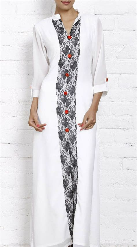 lace pattern for kurti trending ideas for summer kurtis threads