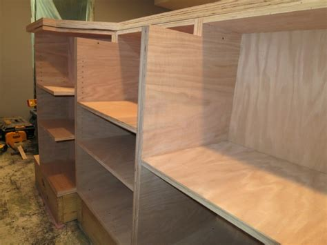 custom bar build finish carpentry contractor talk