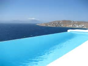 Greece Infinity Pool Swimming Pool Design Modern Design By Moderndesign Org