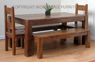 Dining Room Furniture Benches Dining Benches And Tables Captainwalt