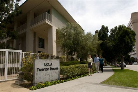 Photo Gallery Ucla Tiverton House Los Angeles Ca