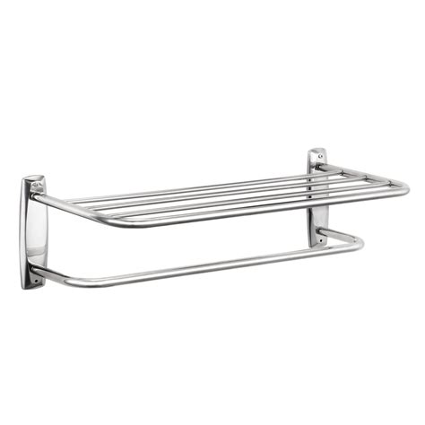 Chrome Towel Shelves For Bathroom Modern Chrome Quality Bathroom Shelf Towel Stand Rack Rails Ebay