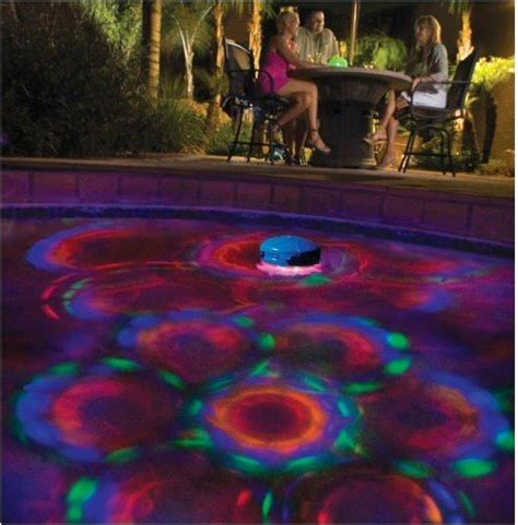 Photo via water games for kids a similar underwater led light show