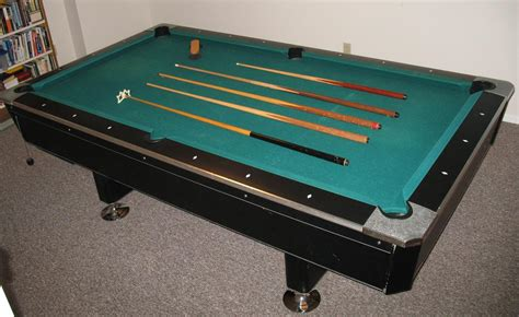 fischer slate pool table saanich
