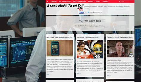 rekomendasi film bagus 2014 sering bosan di kantor coba kunjungi 20 situs ini