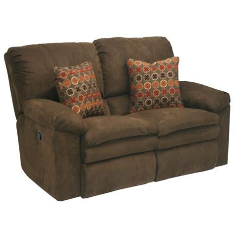 catnapper sofa and loveseat catnapper impulse reclining fabric loveseat in godiva